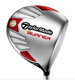 Taylor Made Burner golf club driver
