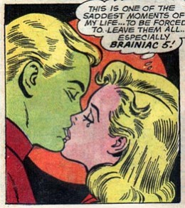 The Legion should reprogram Brainiac and have him return as Brainiac 5.  True to DC comics, perhaps he could fall for Kara
