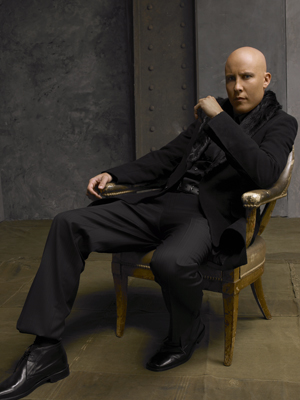Luthor must return, and it would be a shame if Michael Rosenbaum didn't come back to star