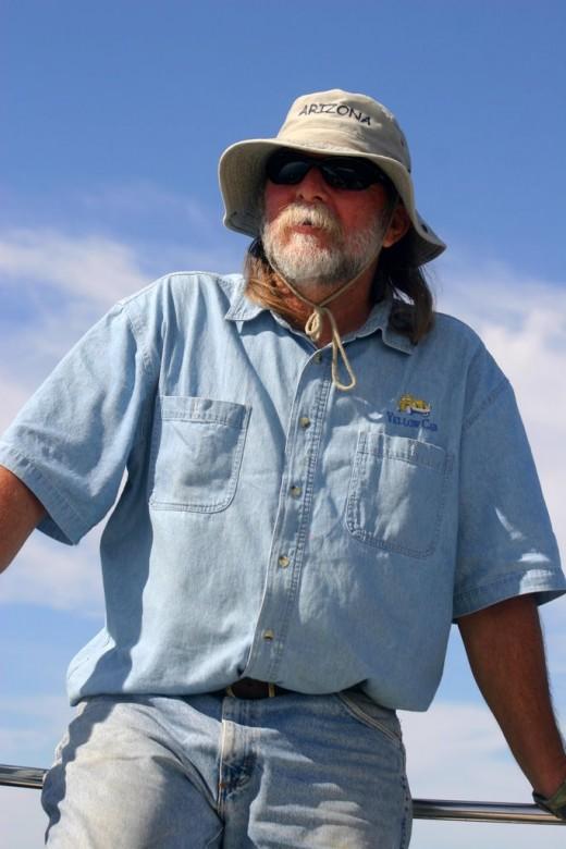 Mike, San Carlos Sailor, deedsphoto