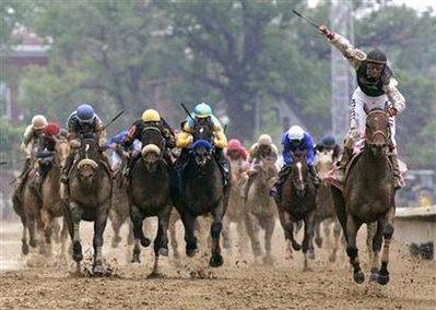 Mine That Bird, 2009 Kentucky Derby winner