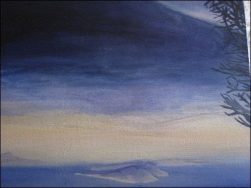 Paintings from an unknown Dublin based artist. Learn to paint at your local art classes and become a famous painter such as Vincent van Gogh and Monet.