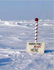 """The """"Real"""" North Pole? from thebsreport.files.wordpress.com"""
