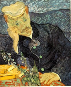 Famous paintings from Vincent Van Gogh.