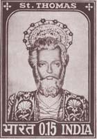APOSTLE SAINT THOMAS
