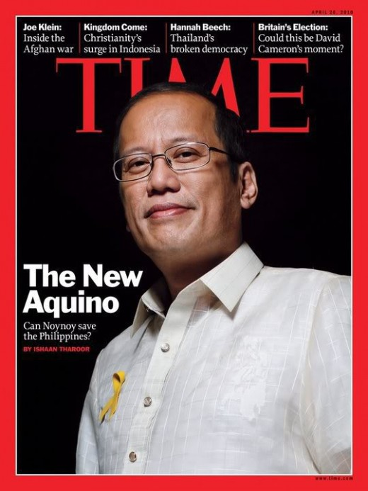 "The newly installed Philippine President Benigno ""Noynoy' Aquino. Will the Filipinos finally savor authentic change and prosperity this time. Only time can tell..."