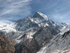 The majestic Himalaya under threat