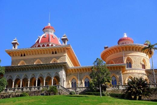 Palcio de Monserrte, Sintra, Portugal
