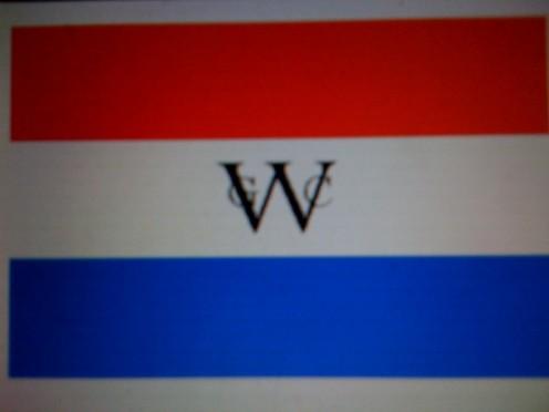 Colonial Dutch Flag
