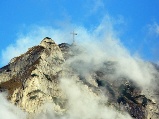 Caraiman Peak, Romania