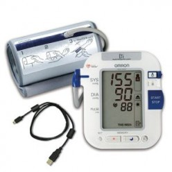 Omron HEM-790IT Blood Pressure Monitor Accurate and Easy to Use