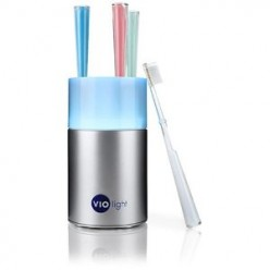 VIOlight VS100 Toothbrush Sanitizer Kills Germs using Ultraviolet Light