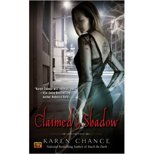 claimed by shadows touched by darkness