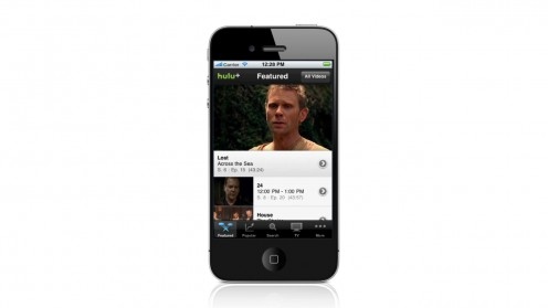 Hulu Plus for the iPhone