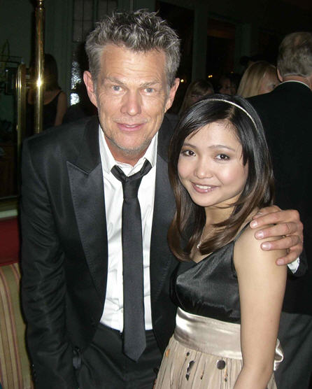 WITH PRODUCER-MUSICIAN DAVID FOSTER