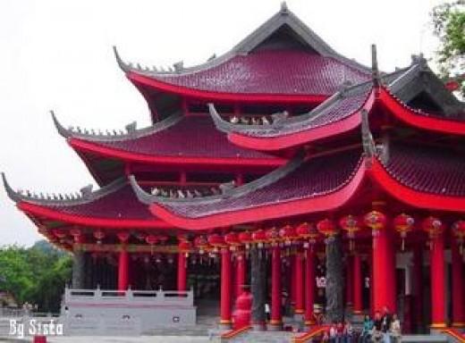 The Sam Po Kong Temple yoyo-travel.blogspot.com
