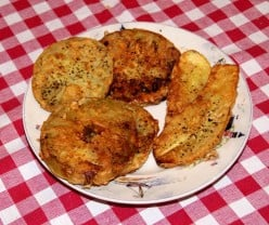 Mama's Fried Green Tomatoes