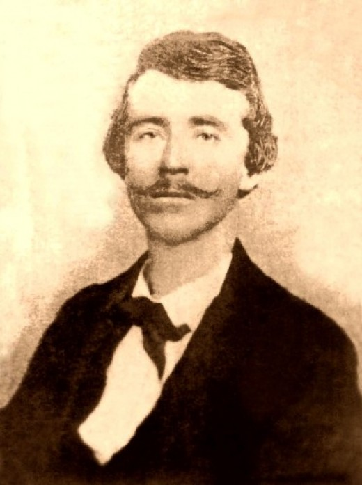 William Quantrill spearheaded a famous and deadly attack on Lawrence