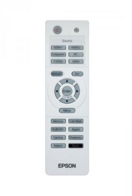 The remote of the EH-TW4400