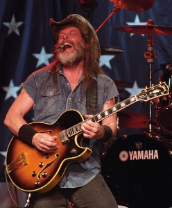 Heavy Metal Guitar Legends : An 'Interview' With Ted Nugent