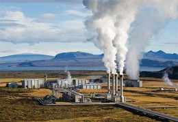 Geothermal energy has also been used for a long time, first as a source of hot water for bathing and healing and lately for generating electricity.