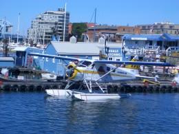 Harbour Floatplane in Victoria BC