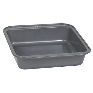 Baker's Secret Basics Nonstick 7-3/4-by-7-3/4-Inch Square Cake Pan