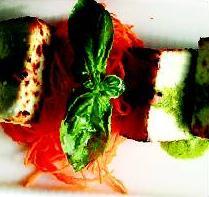 Tulsi Paneer Kebab