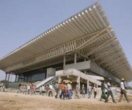 Solar panel roof top