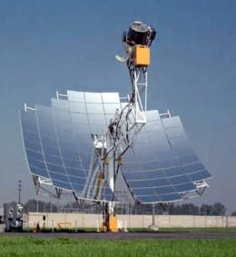 1 MW Solar plant in Thyagaraj Stadium