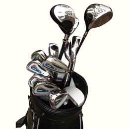 You need a bag to carry your clubs.