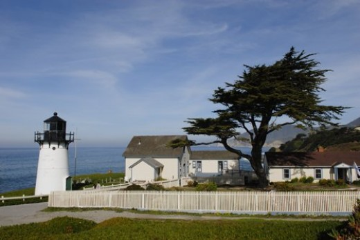 Point Montara Lighthouse as it looks now. (Photo copyright Point Montara Lighthouse Hostel.)