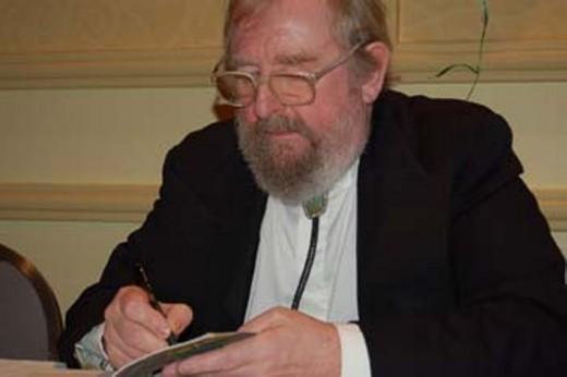 MICHAEL John Moorcock