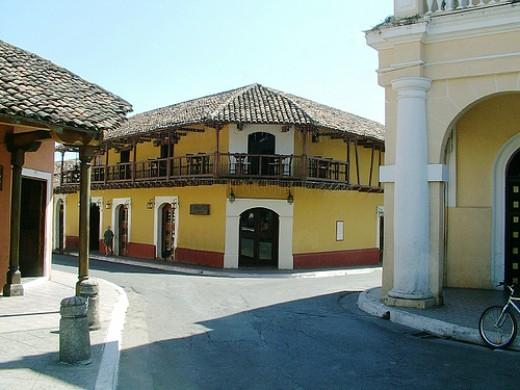 Granada City Corner