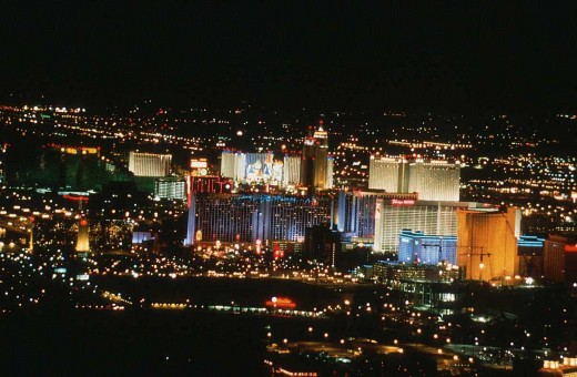 I returned to Las Vegas with many questions