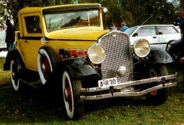 1931 Hudson-8 Coupe