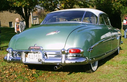 1952 Hudson Commodore-8 two door hardtop