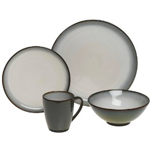 Sango Concepts 16 pc dinnerware Set     See larger image and other views Share your own customer images Sango Concepts 16 pc dinnerware Set