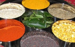 Ground and Whole Spices