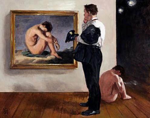 """Awful Shy,"" by Philip Gladstone 2010"