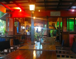 The Shrubbery Taverna, Mission Beach FNQ - good eats, good drinks, good music, good night