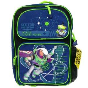 Toy Story Buzz Lightyear School Backpack