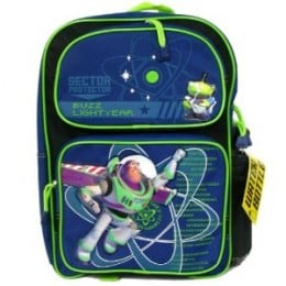 Toy Story Buzz Lightyear School Backpack