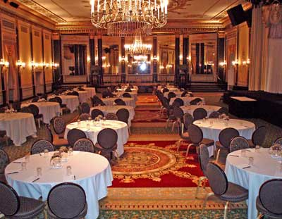 The Empire Room today