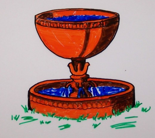 tabernacle laver