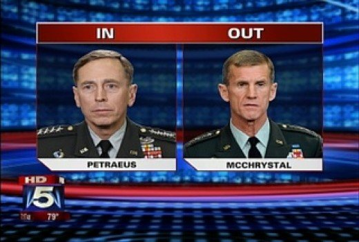 As Petraeus replaces McChrystal, he'll have a lot of ground to cover in terms of relationships and little time to do it.