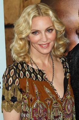Madonna Louise Ciccone Photo: David Shankbone http://blog.shankbone.org/