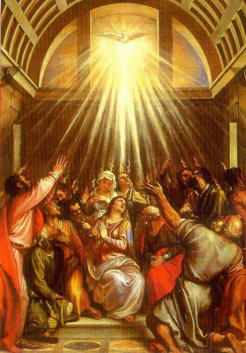 Pentecost By trevinwax.wordpress.com