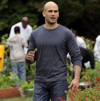 White House Chef, Sam Kass