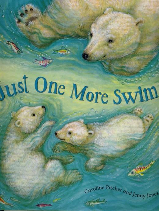 Just One More Swim by Caroline Pitcher